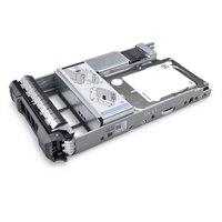 Dell 1.6TB SSD SAS Uso Mixto 12Gbps 512e 2.5inch De Conexión En Marcha Unidad, 3.5inch Portadora Híbrida, AG, 3 DWPD, 8760 TBW