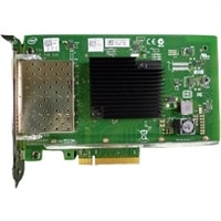 Intel X710 cuatro puertos 10Gb conexión directa, SFP+, Adaptador de red convergente, altura completa