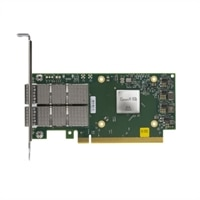 Mellanox ConnectX-6 DX Dual Port 100GbE QFSFP56  Network Adapter, Full Height Customer Kit