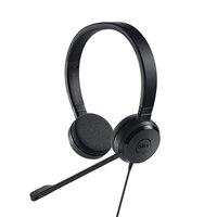 Auriculares estéreo Dell Pro: UC150, Skype Empresarial