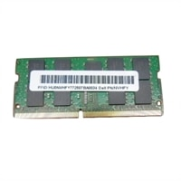 Dell - DDR4 - 16 GB - SO-DIMM de 260 espigas - sin búfer