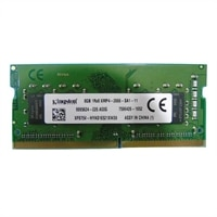 Memoria de actualización Dell - 8GB - 1RX8 DDR4 UDIMM 2667MHz