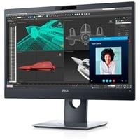 Monitor Dell 24 para videoconferencias: P2418HZ
