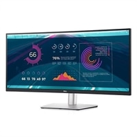 Monitor curvo USB - C Dell 34: P3421W
