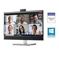 Monitor para videoconferencias Dell 24: C2422HE