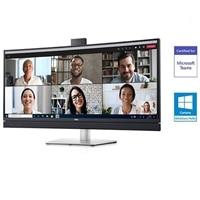Monitor para videoconferencias curvo Dell 34: C3422WE