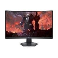 Monitor curvo para juegos Dell de 32 pulgadas: S3222DGM