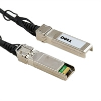 Dell Networking Cable 40GbE (QSFP+) to 4 x 10GbE SFP+ Breakout Cable de cobre de pasivo 5 meter