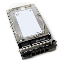"Dell 4TB 7.2K RPM NLSAS 12Gbps 512n 3.5"" De Conexión En Marcha Disco duro"