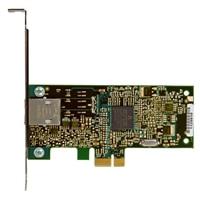 Instalación del cliente de NIC Broadcom 5722 Ethernet PCIe de un solo puerto y de 1 Gbe