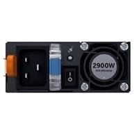 Dell Fuente de alimentación, C9010, 2900vatios, requiere C19 Cable de alimentación