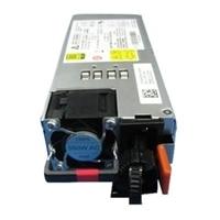 Dell Fuente de alimentación de AC, 550 vatios de IO a PSU airflow, para todos los S4100 y S4048T
