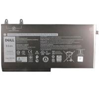 Batería Principal de iones de litio de 51 WHr,3 celdas de Dell