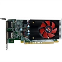 AMD Radeon R5 430 - Instalación del cliente - tarjeta gráfica - Radeon R5 430 - 2 GB - 2 x DisplayPort - para OptiPlex 3060 (SFF), 5060 (SFF), XE3 (MT, SFF)