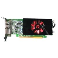 AMD Radeon RX 550 - Instalación del cliente - tarjeta gráfica - Radeon RX 550 - 4 GB - 2 x Mini DisplayPort, DisplayPort - para OptiPlex 3060 (SFF), 5060 (SFF)