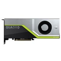 NVIDIA Quadro RTX 6000 24 GB, 260W, Dual Slot, PCIe x16 Pasivo Cooled, altura completa GPU, Customer Install