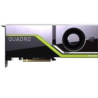 NVIDIA Quadro RTX 8000 48 GB, 260W, Dual Slot, PCIe x16 Pasivo Cooled, altura completa GPU, Customer Install