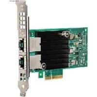 Intel X550 Dual puertos, 10G Base-T Adaptador, altura completa, Customer Install