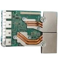 Dell QLogic FastLinQ 41164 de cuatro puertos y 10 Base-T rNDC