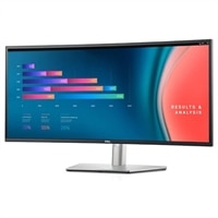 Monitor curvo Dell UltraSharp 34 con concentrador USB-C: U3421WE