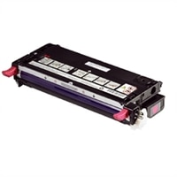 Dell Standard Capacity Toner - Magenta - original - cartucho de tóner - para Color Laser Printer 3130cn
