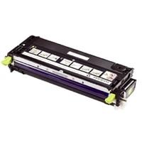 Cartucho de tóner amarillo de gran capacidad de 9000páginas para la impresora láser color Dell3130cn