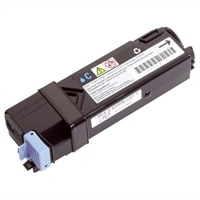 Dell Standard Capacity Toner - Cián - original - cartucho de tóner - para Multifunction Color Laser Printer 2135cn