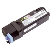 Dell - Amarillo - original - cartucho de tóner - para Color Laser Printer 2130cn