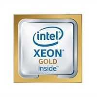 Procesador Intel Xeon Gold 5317 de doce núcleos de 3GHz, 12C/24T, 11.2GT/s, 18M caché, Turbo, HT (150W) DDR4-2933