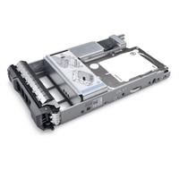 """Dell 600GB 10K RPM SAS 512n 2.5"""" De Conexión En Marcha Unidad 3.5"""" Portadora Híbrida"""