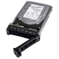 Unidad conectable en caliente NLSAS de 2,5 pulgadas, 1TB, 7200RPM, 12Gbps de Dell, con transportador híbrido de 3,5 pulgadas