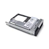 """Dell 960GB SSD vSAS Lectura Intensiva 12Gbps 512e 2.5"""" De Conexión En Marcha con 3.5"""" Portadora Híbrida RM5-R"""
