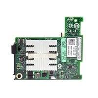 Tarjeta secundaria Dell Intel 82599 de 10 GbE de doble puerto para servidores Dell PowerEdge C6100/C6105/C6145