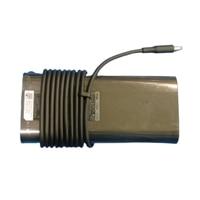 Adaptador de CA de 130vatios y 3 clavijas de Dell con cable de alimentación de 1Meter, US