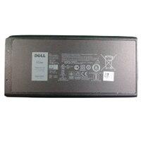 Batería Principal de iones de litio de 65 WHr,6 celdas de Dell con ExpressCharge Customer Install