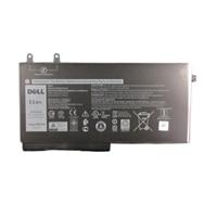 Batería Principal de 51 WHr,3 celdas de Dell para Latitude 5400/5500/3540
