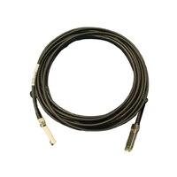 Dell de red, Cable, SFP+ a SFP+, 10GbE, cobre Twinax conexión directa cable, 7 Meter