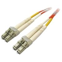 Cable de fibra óptica multimodal LC/LC de Dell: 10 pies