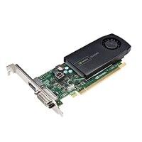 Tarjeta gráfica Dell NVIDIA Quadro K420 de 2 GB y de bajo perfil