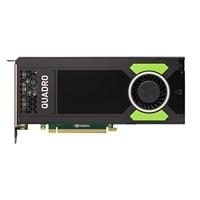 NVIDIA Quadro M4000 8 GB without Bracket (4 DP) (1 DP a SL-DVI adaptador) altura completa