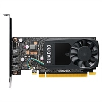 NVIDIA Quadro P400 2GB 3 mDP, altura completa (Precision) (Customer KIT)