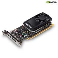 NVIDIA® Quadro® P1000, 4GB, 4 mDP, (Precision 3620)