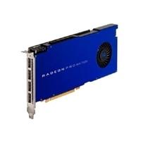 AMD Radeon Pro WX 7100 - kit del cliente - tarjeta gráfica - Radeon Pro WX 7100 - 8 GB