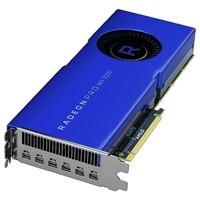 AMD Radeon Pro WX 9100 - Tarjeta gráfica - Radeon Pro WX 9100 - 16 GB - 6 x Mini DisplayPort - para Precision 7820 Tower