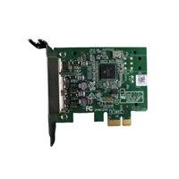 1394a/b Firewire PCI-e add-in tarjeta bajo perfil