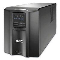 APC Smart-UPS 1500 LCD - UPS - CA 120 V - 1 kW - 1440 VA - RS-232, USB - conectores de salida: 8 - negro