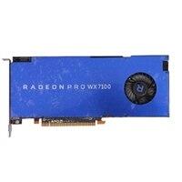 Tarjeta gráfica,Radeon Pro WX7100, 8GB, 4 DP,(Precision 3620)