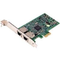 Dell Broadcom 5270 Dual puertos 1Gb Tarjeta de interfaz de red - bajo perfil