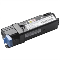 Dell - Gran capacidad - negro - original - cartucho de tóner - para Color Laser Printer 1320c, 1320cn
