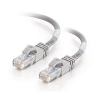 C2G Cat6 550MHz Snagless Patch Cable - cable de interconexión - 50 cm - gris
